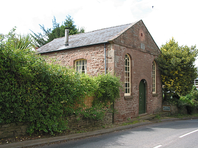 Former Baptist Chapel, Crow Hill