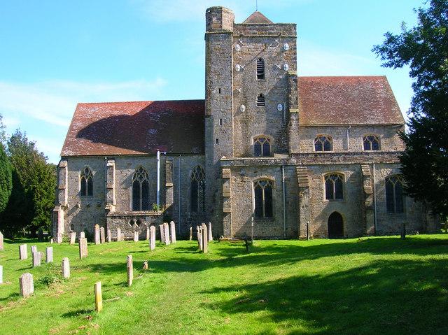 The Assumption and St Nicholas Church