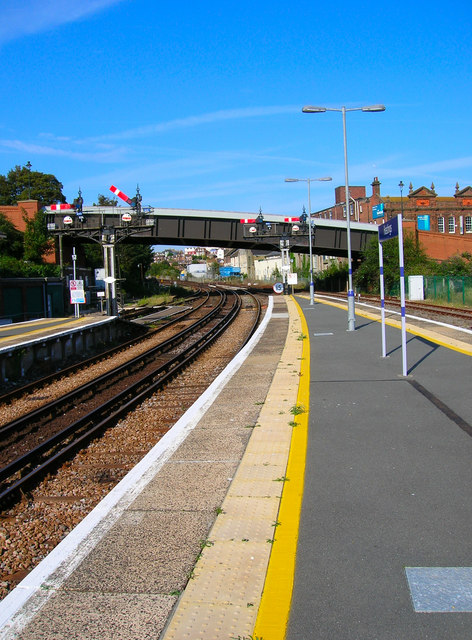Railway Signals, Hastings Station