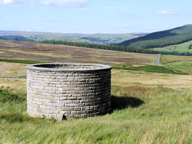 Air shaft beside Barden Road