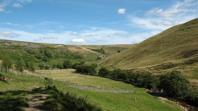Valley of Marske Beck