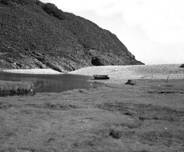 Port Cornaa, Isle of Man