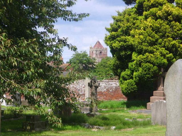 Wrockwardine cemetery