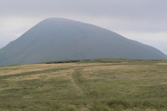 High Level Footpath on West Fell