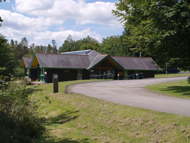 Cookworthy Forest Centre