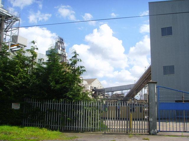 British Sugar Factory