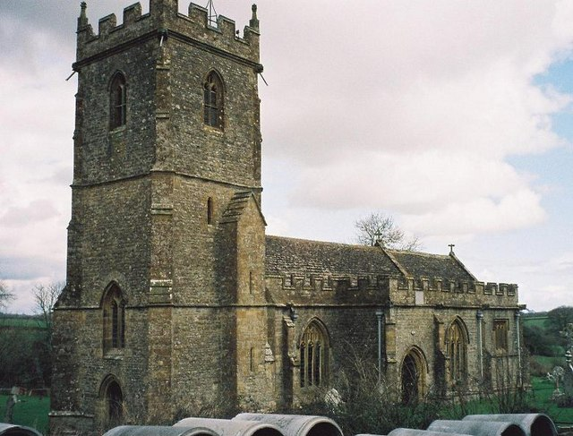 Holwell: parish church of St. Lawrence