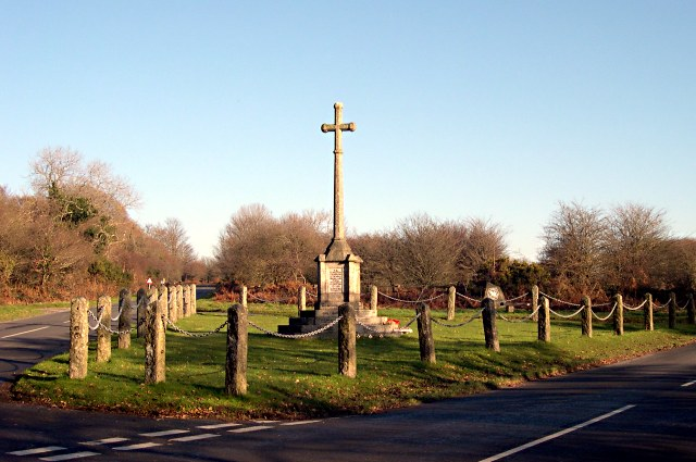 Crapstone War Memorial