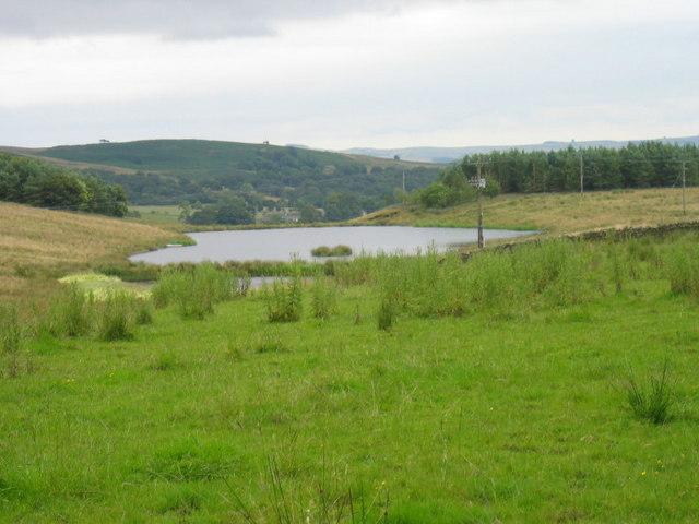 Score Rigg Reservoir