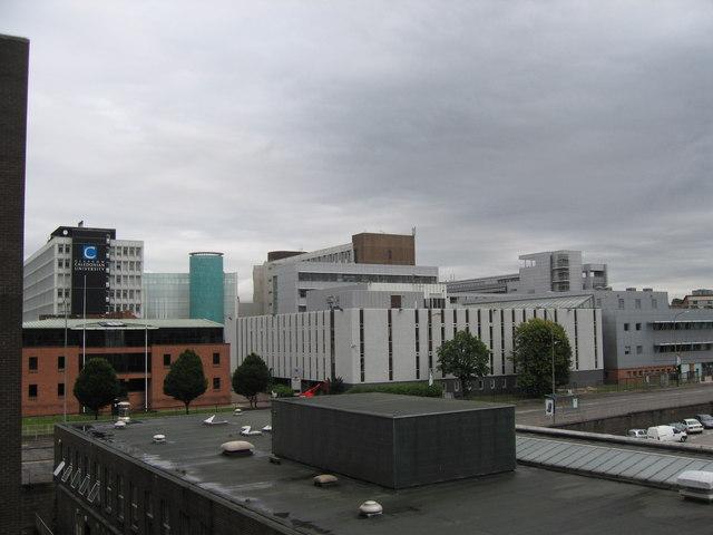 Buchanan Bus Station Roof, Glasgow