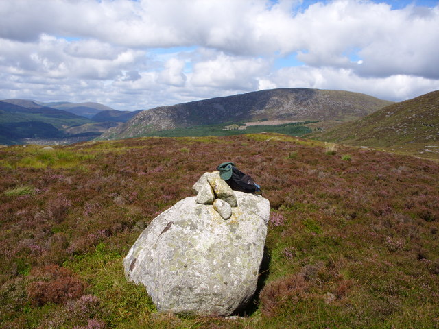 The Cairn on Blairbuies Hill