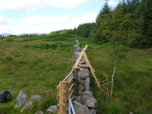 Stile over the Dyke