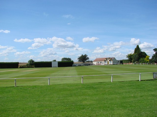 The Pavilion, Ackworth Cricket Club
