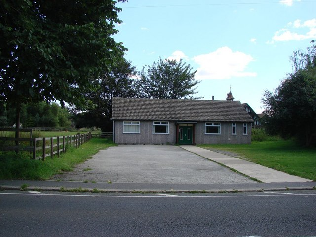 East Hardwick Village Hall