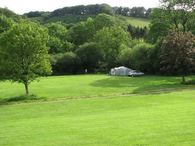 Westermill Farm Camp Site