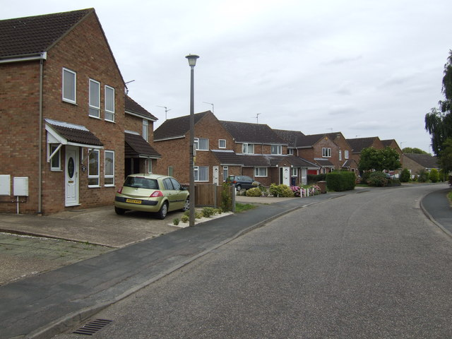 Windsor Drive, Wisbech