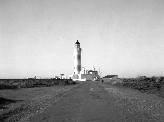 Lighthouse, Point of Ayre, Isle of Man