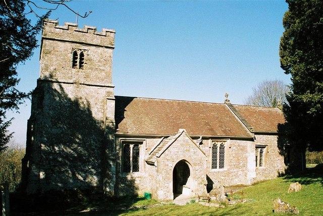 Ibberton: parish church of St. Eustace