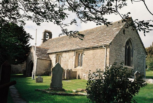 Kimmeridge: parish church of St. Nicholas