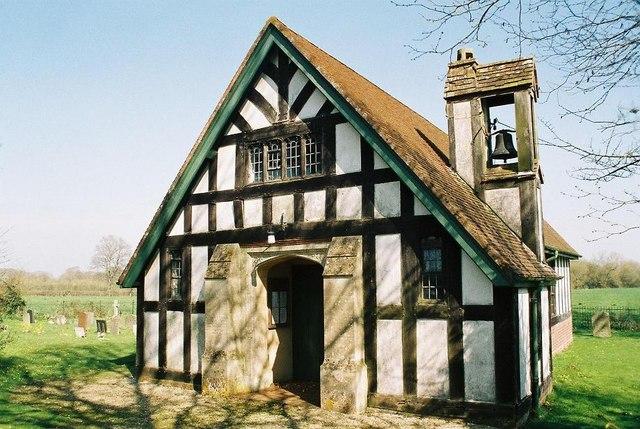 King's Stag: memorial church