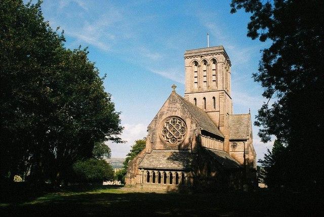 Kingston: parish church of St. James