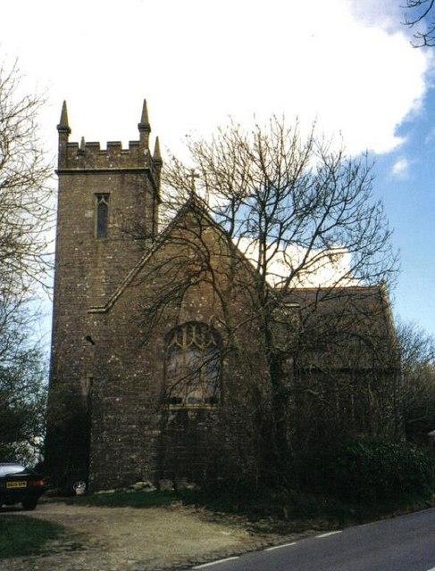 Kingston: former parish church of St. James