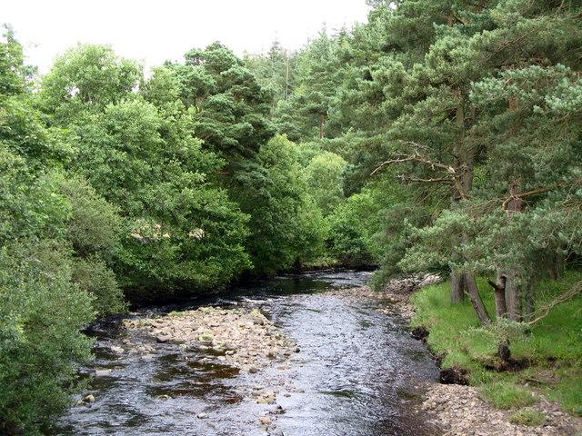 The River Derwent at Baybridge