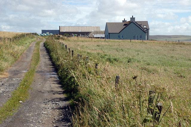 Midhouse farm, Birsay
