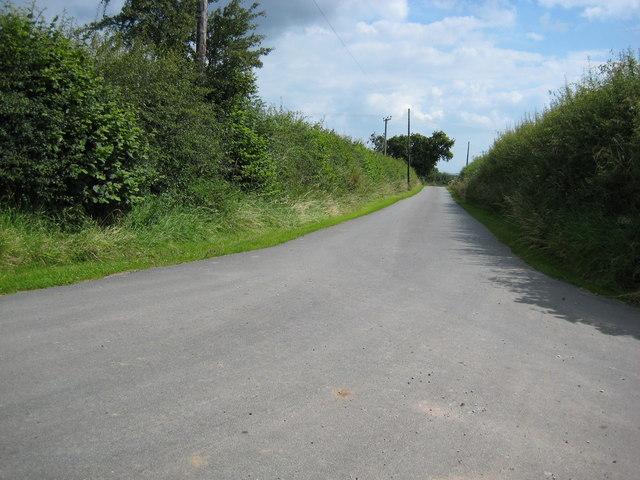 Barn Lane to Shortwood Farm