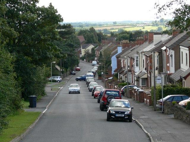 Main Street, Stanton under Bardon