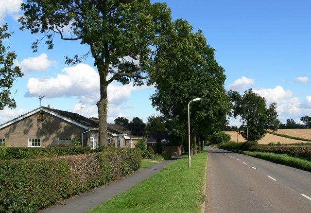 London Road, Markfield