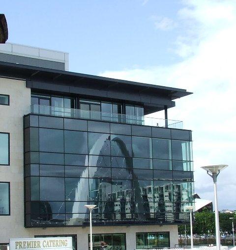 STV/SMG building
