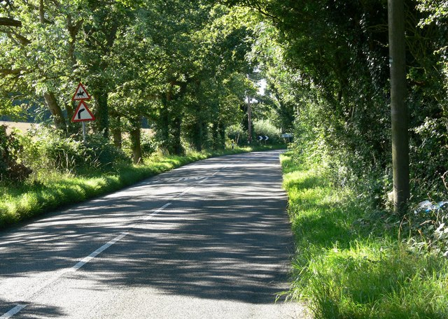 Markfield Road, Leicestershire