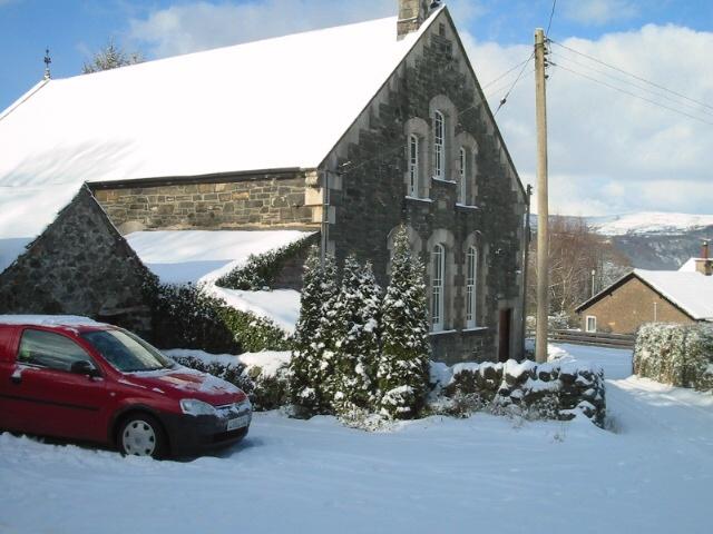 Bethel Chapel, Melin y Coed