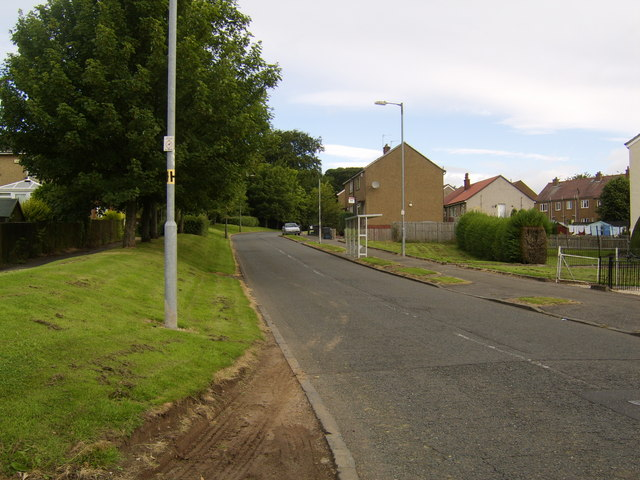 Hunter Road, Milngavie