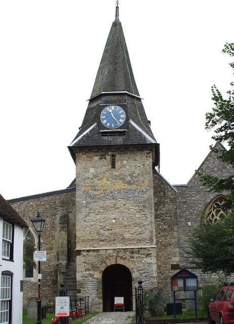 St Peters Church, Titchfield