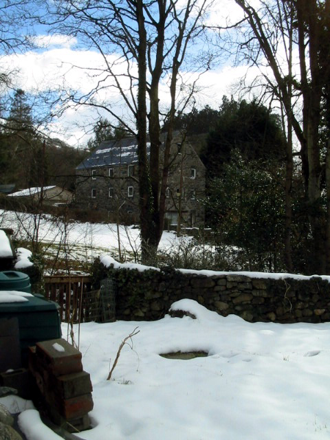 The Mill, Melin y Coed, from Bethel