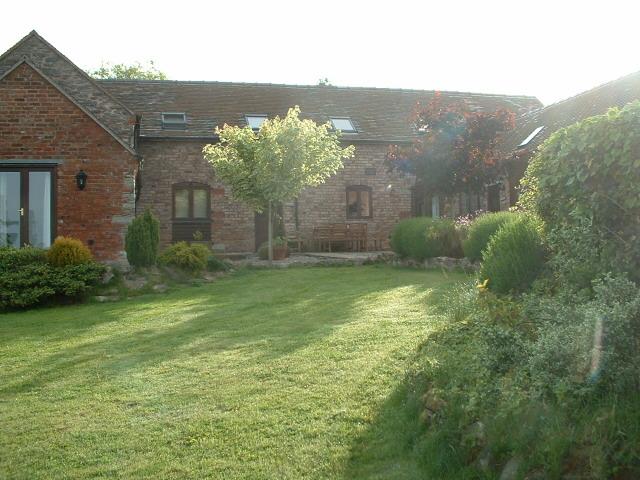 Hurst Farm barn conversion