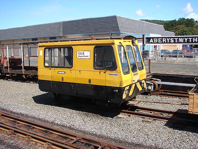 Vale of Rheidol Railway Engineers' Vehicle