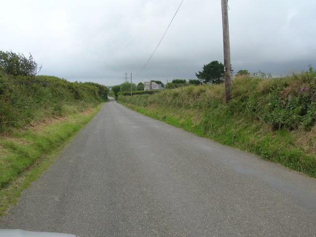 Cornish Road the B3267