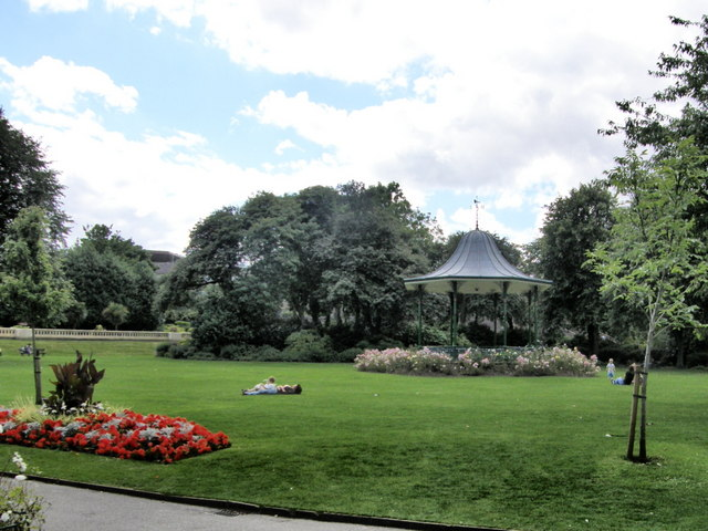 Bandstand - Mowbray Park