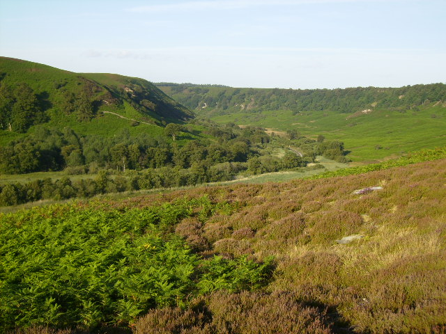 Northdale Scar and Fen Moor