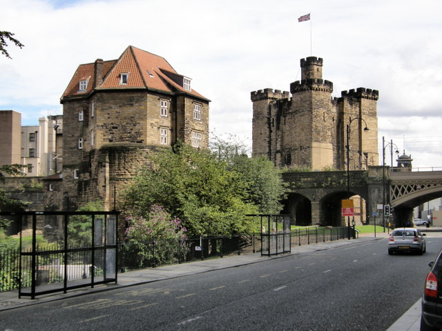 Black Gate and Keep - Newcastle Upon Tyne