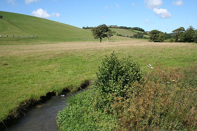 Heanton Punchardon: Knowl Water valley
