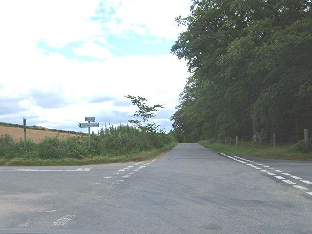 Lyne of Linton crossroads