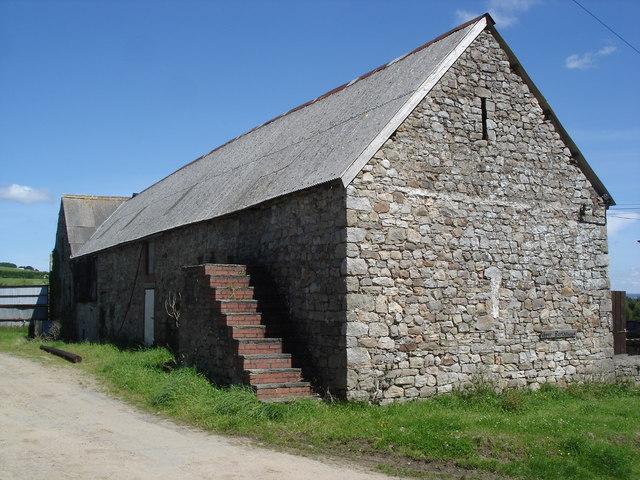 Barn, Upper Berthlwyd
