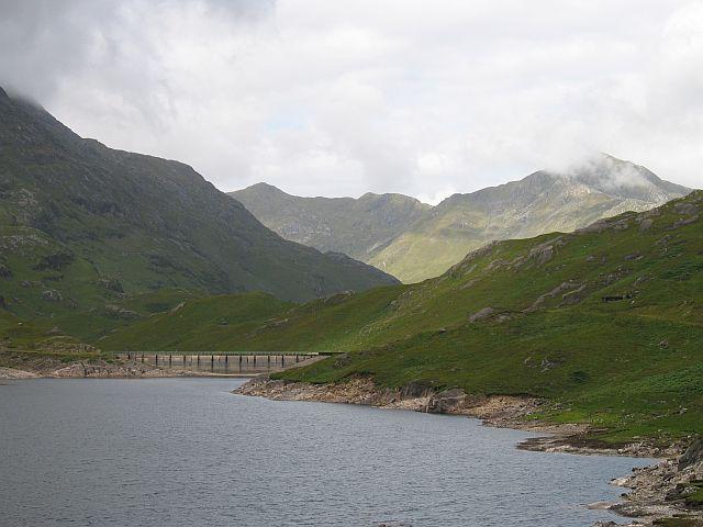 West end of Loch Cuaich