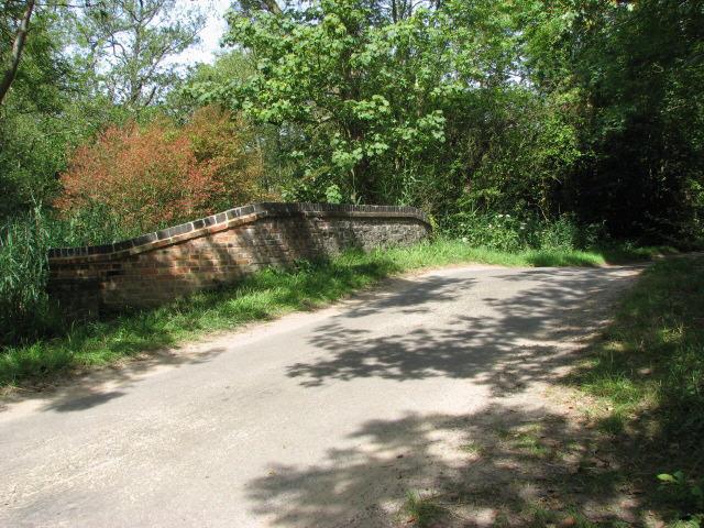 Bridge near Old Hall Farm