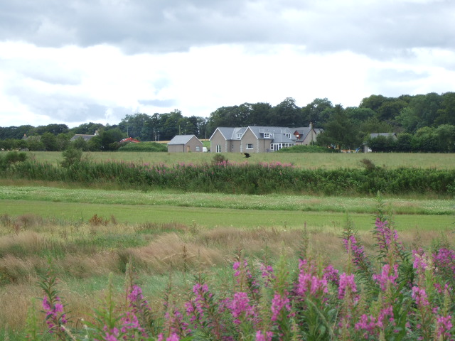 Lyne of Skene houses