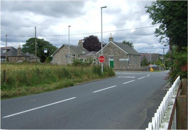 Lyne of Skene junction